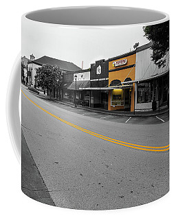 Historic Buford In Selective Color Coffee Mug