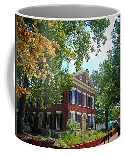 Historic Dahlonega Georgia Courthouse Coffee Mug