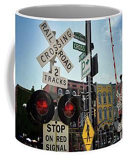 Historic Depot Town Ypsilanti Mi Coffee Mug