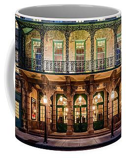 Historic Dock Street Theatre Coffee Mug by Carl Amoth