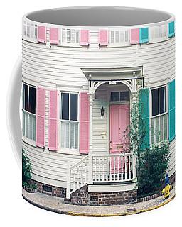 Historic Homes, Savannah, Georgia Coffee Mug
