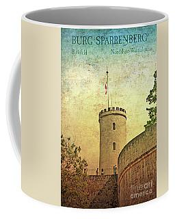 Historic Landmark Sparrenberg Castle Coffee Mug