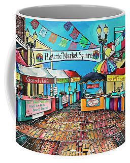 Historic Market Square Coffee Mug
