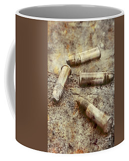 Coffee Mug featuring the photograph Historic Military Still by Jorgo Photography - Wall Art Gallery