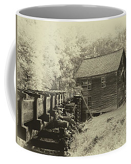 Historic Mingus Mill Coffee Mug
