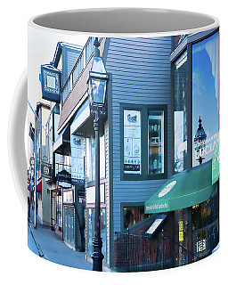 Historic Newport Buildings Coffee Mug