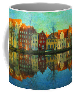 Historic Old Town Lubeck Coffee Mug