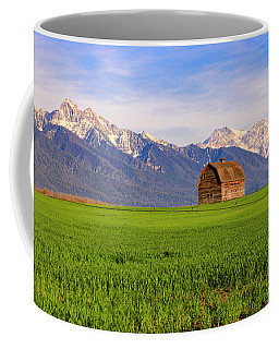 Historic Pablo Barn Coffee Mug