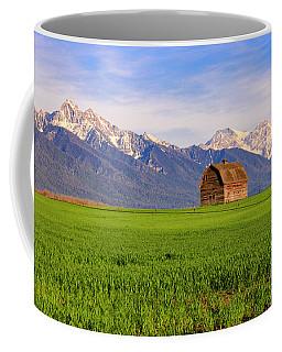 Historic Pablo Barn Coffee Mug