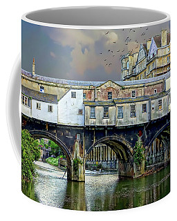 Historic Pulteney Bridge Coffee Mug