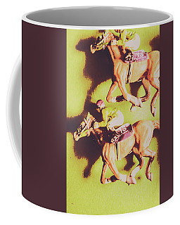 Historic Racing Competition Coffee Mug