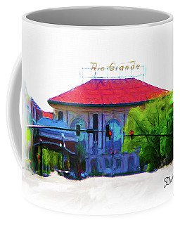Historic Rio Grande Station Coffee Mug