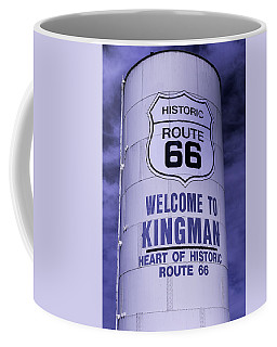 Historic Route 66 Coffee Mug
