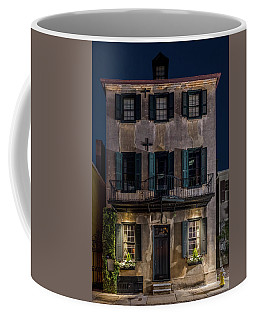 Historic William Vanderhorst House, Charleston Coffee Mug