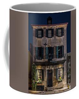 Historic William Vanderhorst House, Charleston Coffee Mug by Carl Amoth