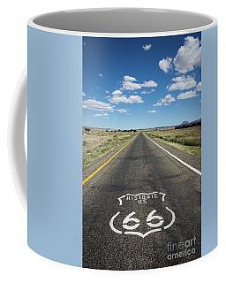Historica Us Route 66 Arizona Coffee Mug