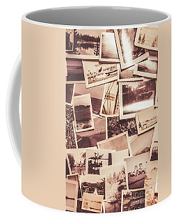 History In Still Photographs Coffee Mug