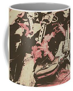 History In Western Rivalry Coffee Mug