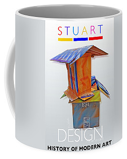 History Of Modern Art Coffee Mug