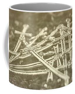 History Of The Sword Coffee Mug