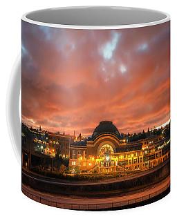 History On Fire Coffee Mug