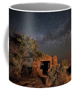 Coffee Mug featuring the photograph History Under The Stars by Melany Sarafis