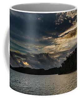 Hiwassee Lake From Hanging Dog Recreation Area Coffee Mug