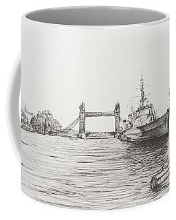 River Bank Coffee Mugs