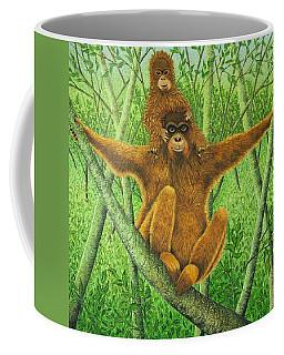 Hnag On In There Coffee Mug