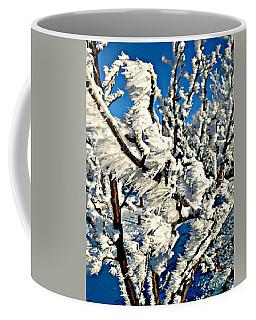 Hoar Frost Coffee Mug