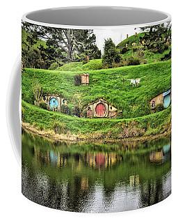 Hobbit By The Lake Coffee Mug