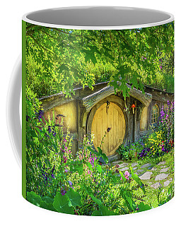 Hobbit Cottage Coffee Mug