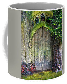 Hobbit Door Coffee Mug