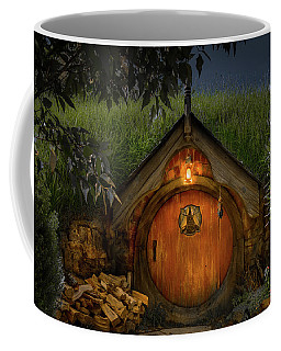 Hobbit Dwelling Coffee Mug