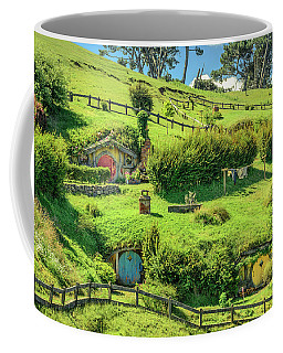 Hobbit Hills Coffee Mug