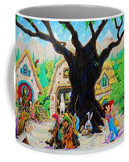 Hobbit Land Coffee Mug