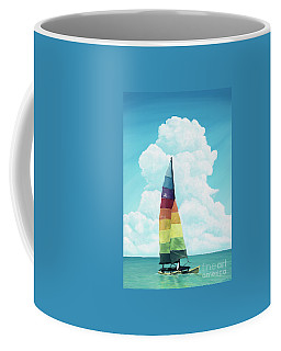 Hobie Bird Coffee Mug