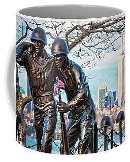 Hoboken War Memorial Coffee Mug