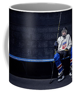Hockey Strong Coffee Mug