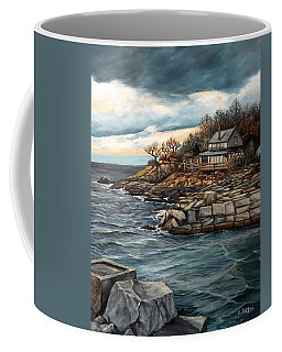 Hodgkins Cove Gloucester Ma Coffee Mug