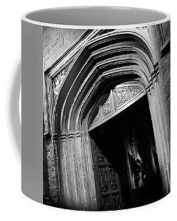 Hogwards Door  Coffee Mug by Gina Dsgn