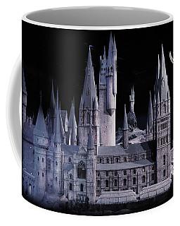 Hogwards School  Coffee Mug by Gina Dsgn