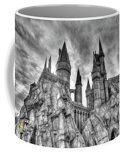 Coffee Mug featuring the photograph Hogwarts Castle 1 by Jim Thompson