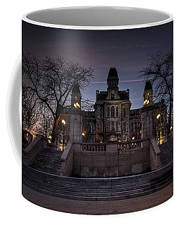 Hogwarts - Hall Of Languages Coffee Mug by Everet Regal