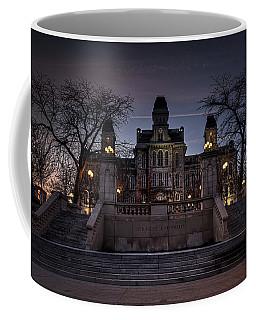 Hogwarts - Hall Of Languages Coffee Mug