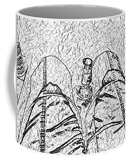 Holding The Beer Coffee Mug