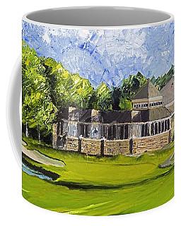 Hole 18 Jcc Coffee Mug