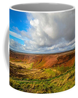 Hole Of Horcum, North York Mores, Yorkshire, United Kingdom Coffee Mug