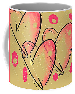 Hole Lotta Love - Neon Pink Edition Coffee Mug