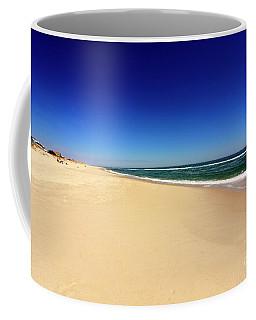 Holgate Beach At Long Beach Island Coffee Mug